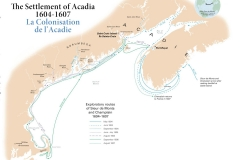 settlement-of-acadia-map