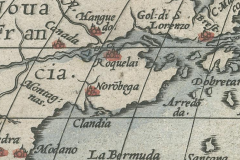 1587-Ortelius-later-French edition