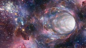 Portal Vortex Time Travel Wormhole Warp Space